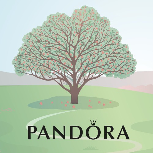 Pandora Wishing Tree